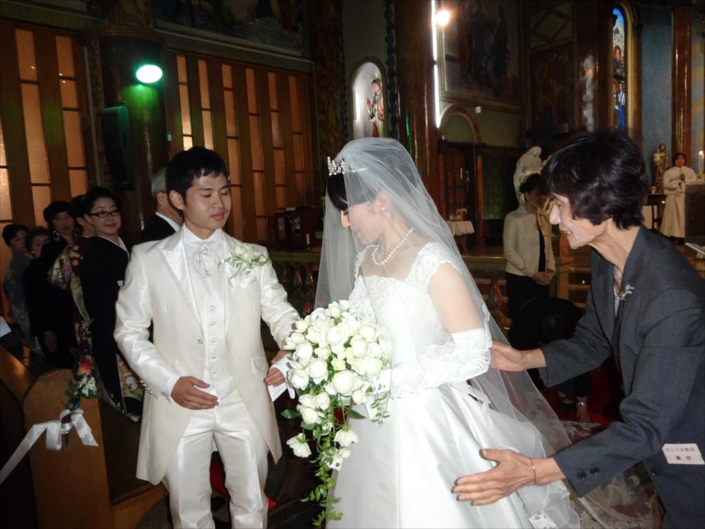 結婚式の様子_8