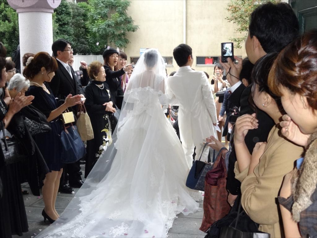 結婚式の様子_9