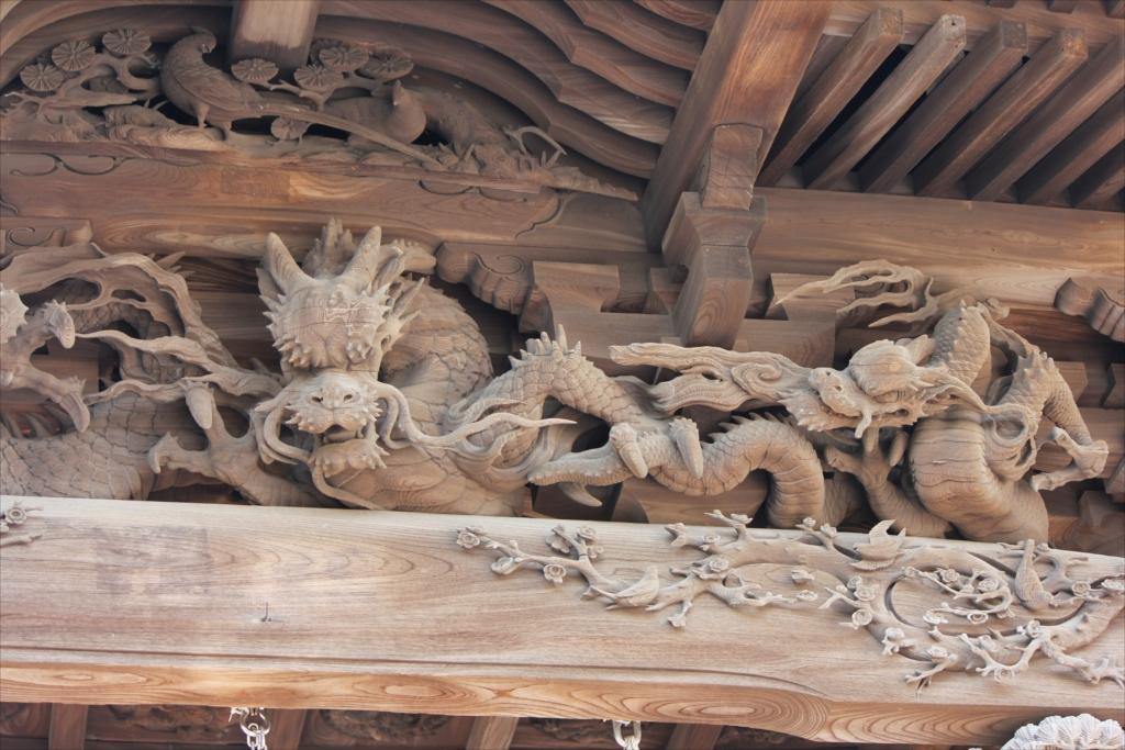 社殿の見事な彫刻_2_4