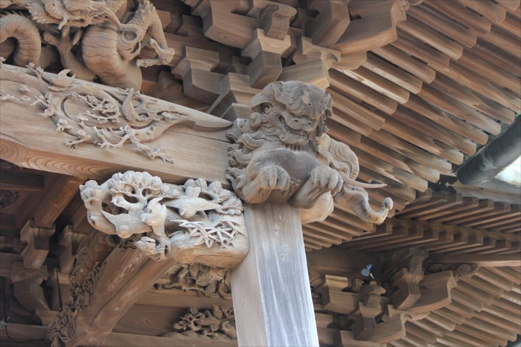 社殿の見事な彫刻_2_5