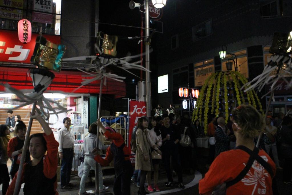 駅前商店街での様子…EOS M2 + EM18-55を使用_2_20