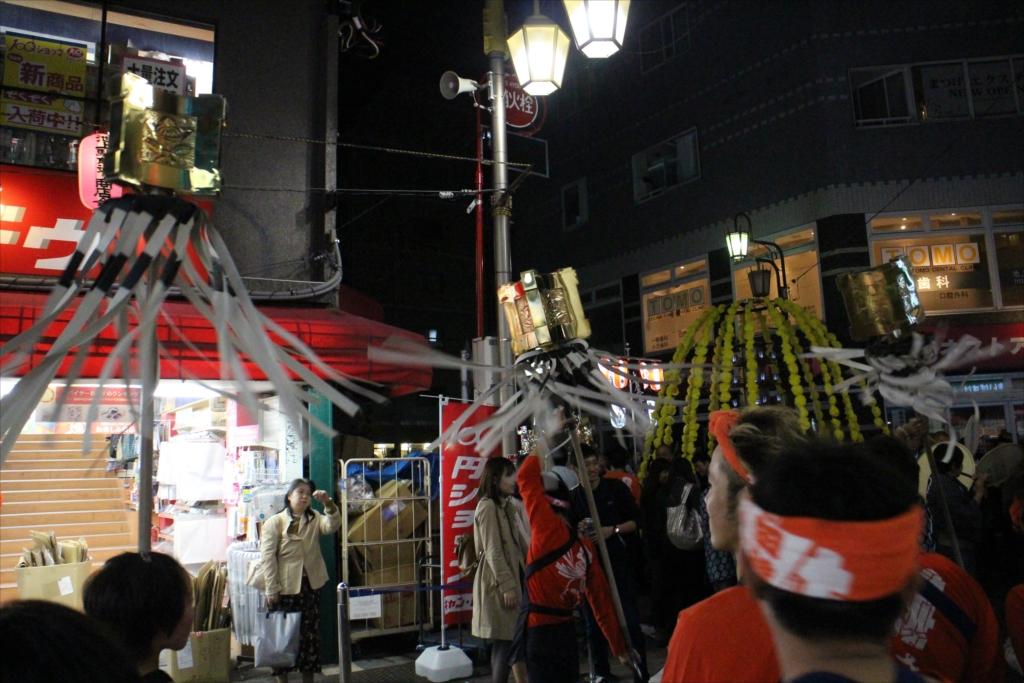 駅前商店街での様子…EOS M2 + EM18-55を使用_2_21