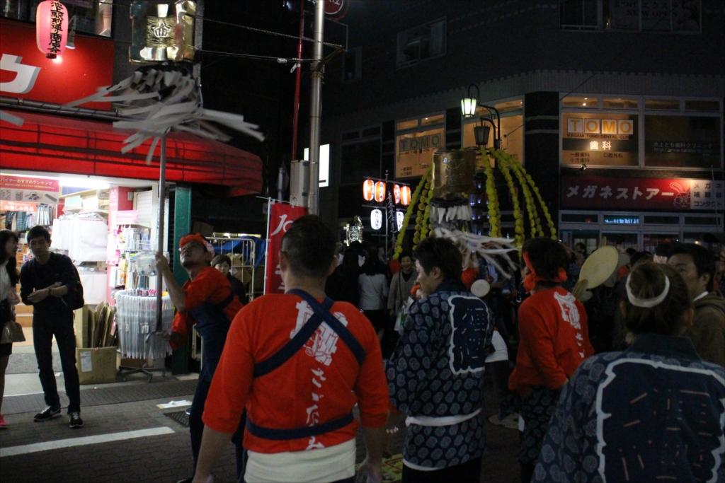 駅前商店街での様子…EOS M2 + EM18-55を使用_2_23