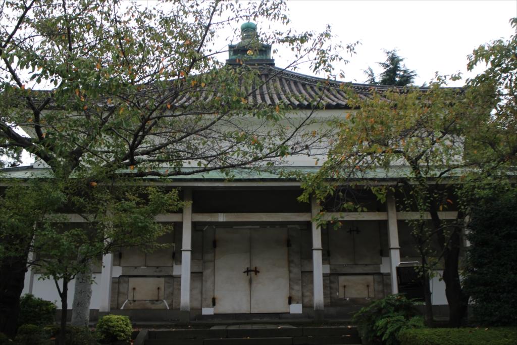 経蔵(東京都指定建造物)_3