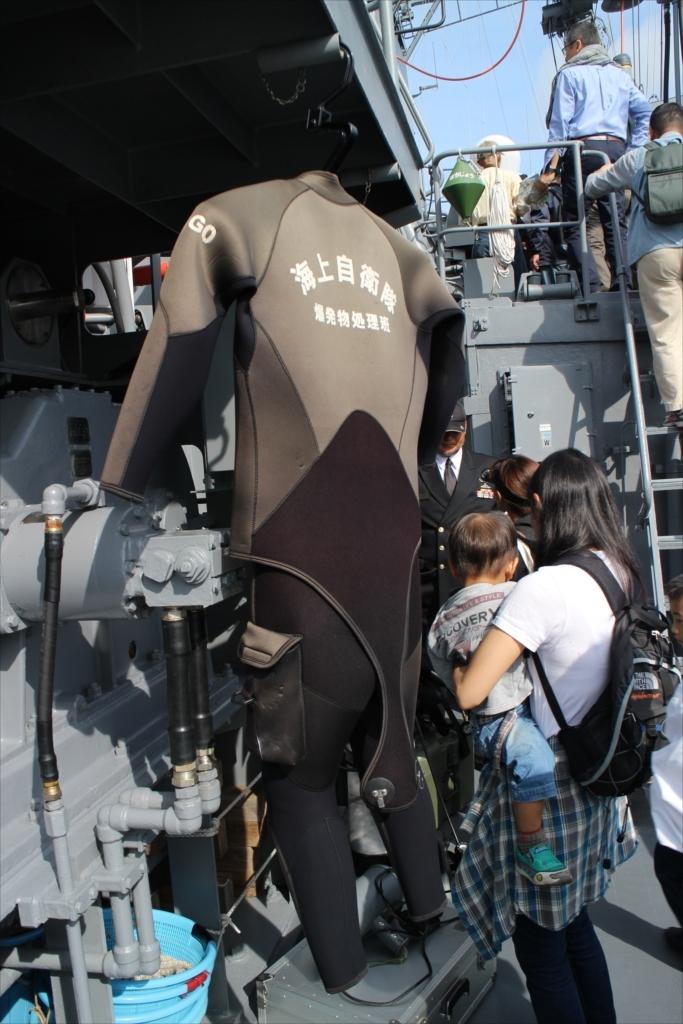 水中処分員用の装備_1
