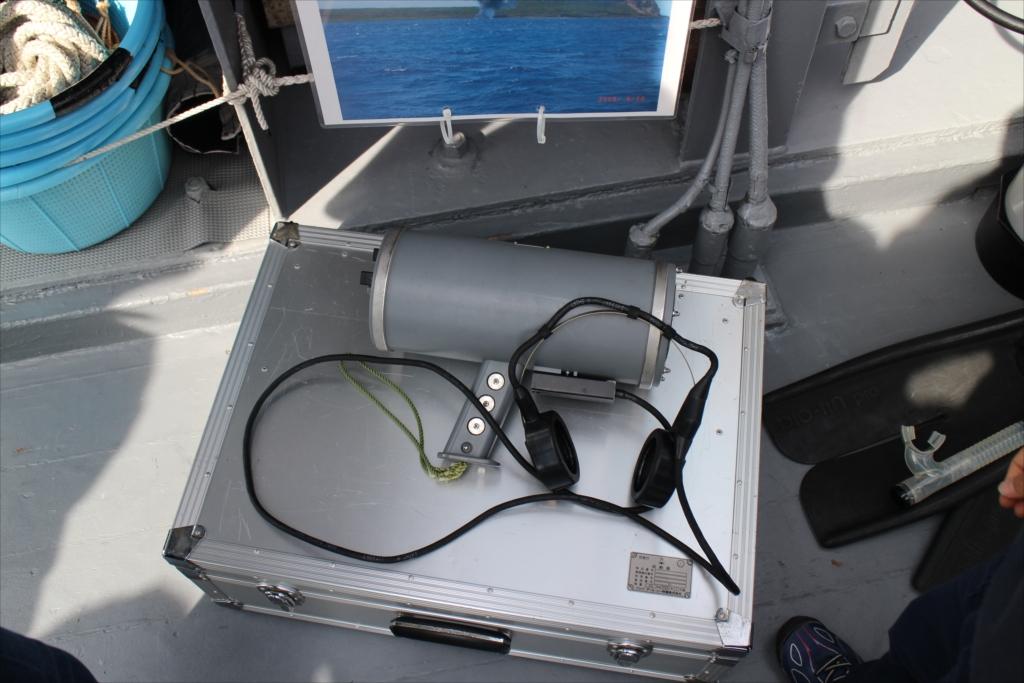 水中処分員用の装備_3