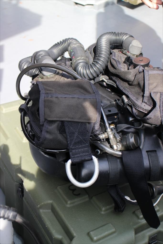 水中処分員用の装備_5