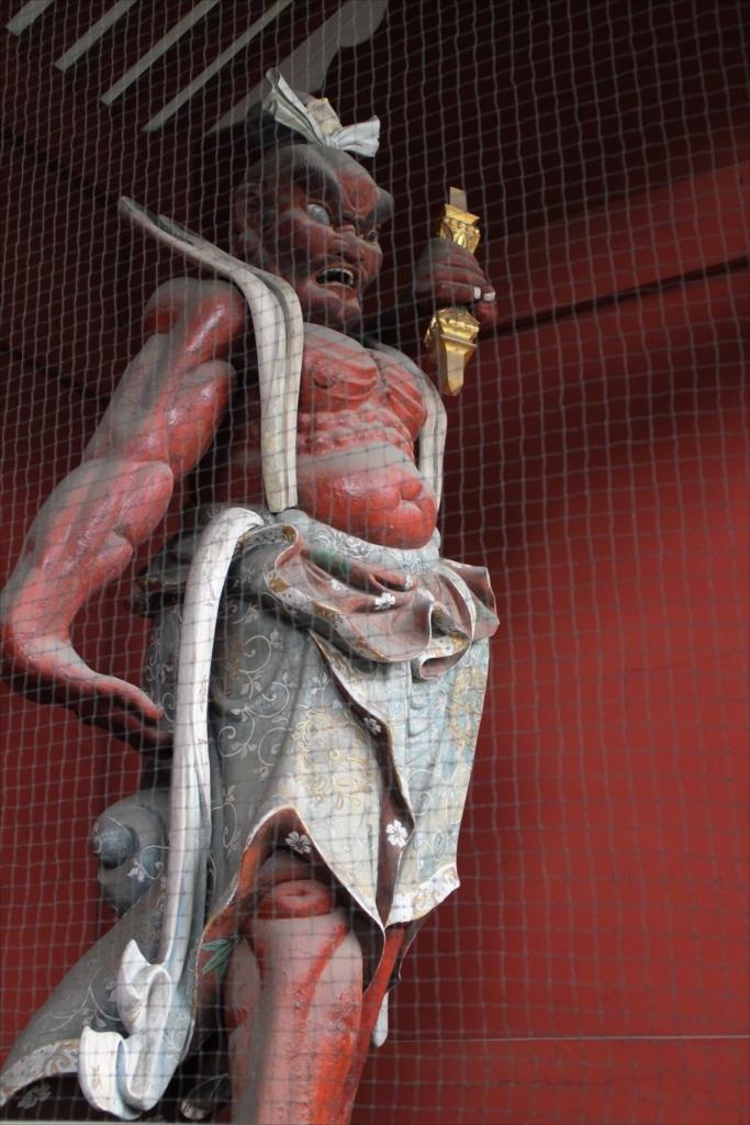 台徳院霊廟 惣門_3