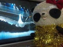 鶴に乗って歌う幸子