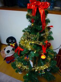 おばぶクリスマスツリー2010