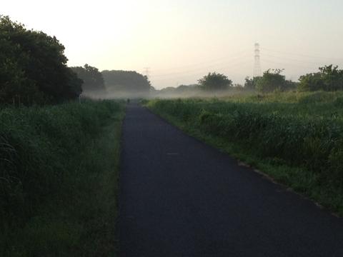 朝霧130601