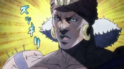アニメ ジョジョ:エシディシ すっきり