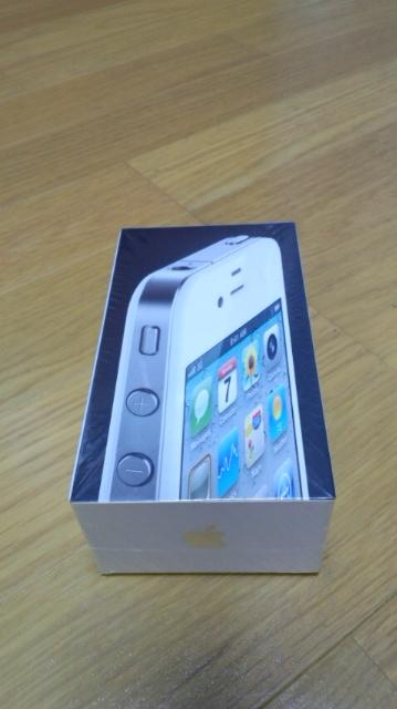 iphone4 箱