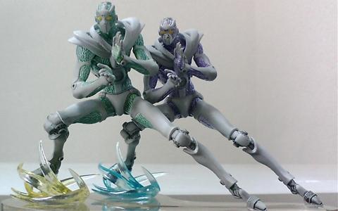 18緑+紫ハイエロ