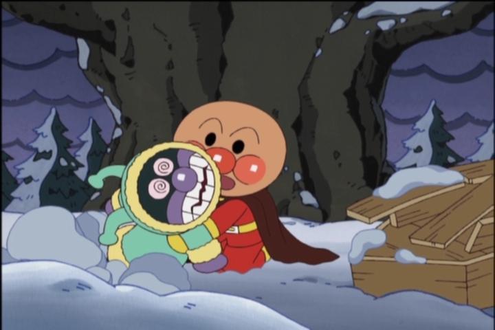アンパンマンとクリスマスの星