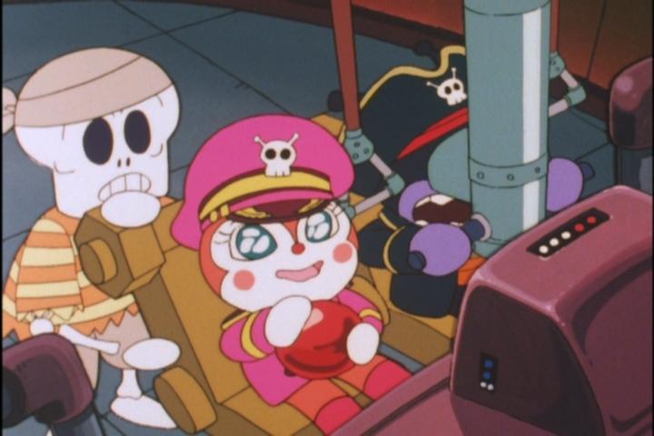 アンパンマンと海賊ロブスター(後編)