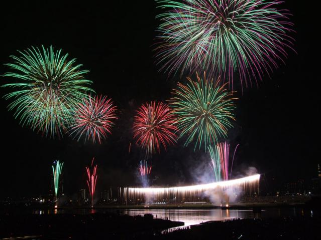 2012年足立の花火大会(10)