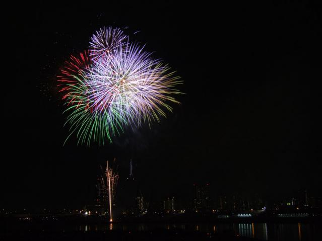 2012年足立の花火大会(3)