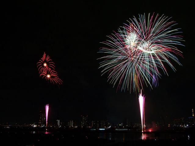 2012年足立の花火大会(5)