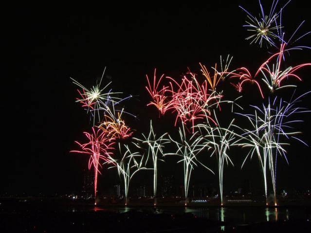 2012年足立の花火大会(7)