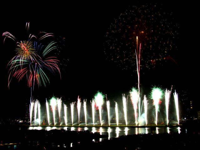 2012年足立の花火大会(9)