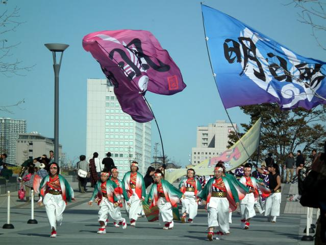 DREAM夜さ来い2012 ダイバーシティ東京前会場(1)
