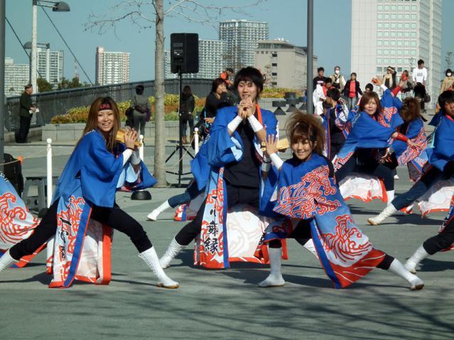 DREAM夜さ来い2012 ダイバーシティ東京前会場(10)