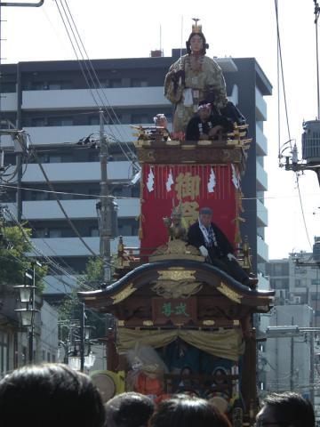 2012年川越まつりの山車(4)