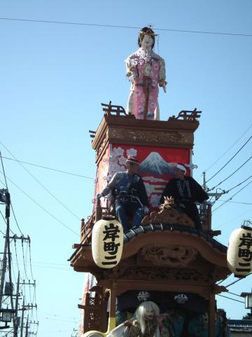 2012年川越まつりの山車(8)
