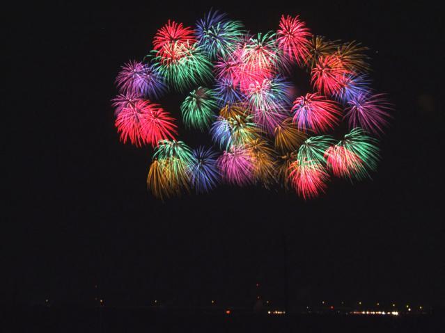 こうのす花火大会2012(6)