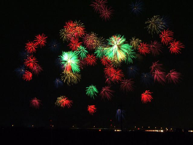 こうのす花火大会2012(9)