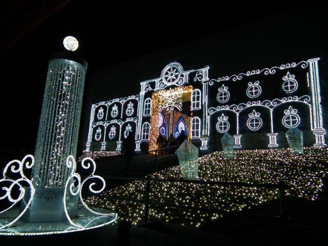 光の大聖堂入口