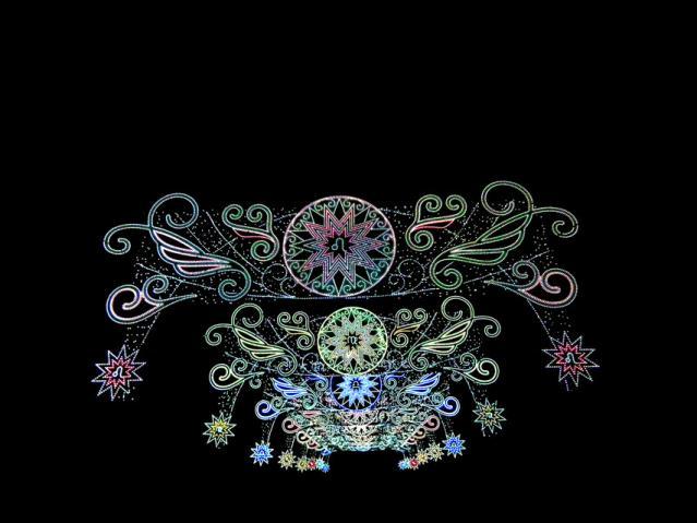 さがみ湖イルミリオン2012-2013 「光のゲート」(2)