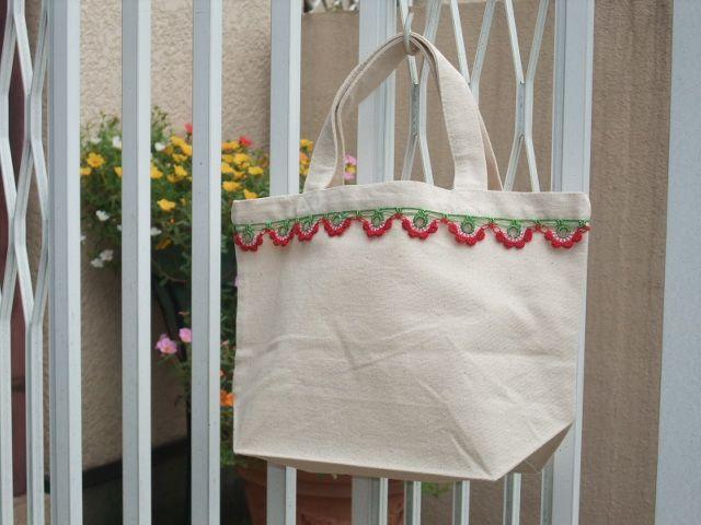 春花壇バッグ