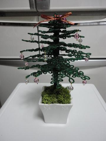 2014年のクリスマスツリー