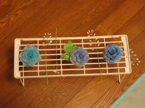 2012年の青いバラ①
