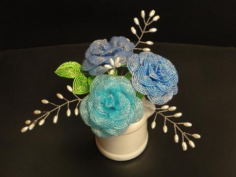 2012年の青いバラ②