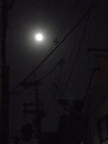 10月7日の月①