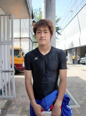 丹野研太選手  390
