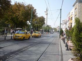 istan tram