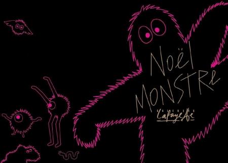 noël-monstre