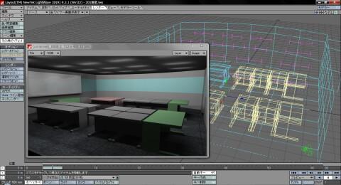 教室レイアウトシミュレーション