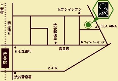 ことりスペース地図