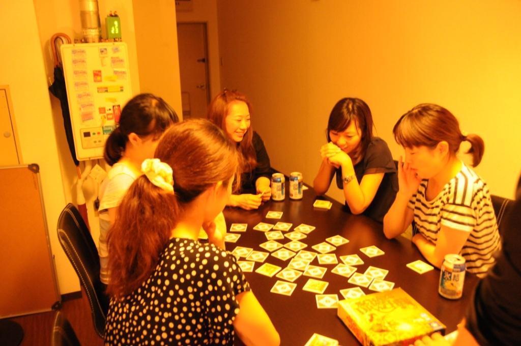 ドイツゲームスペース@Shibuya20110921‐2