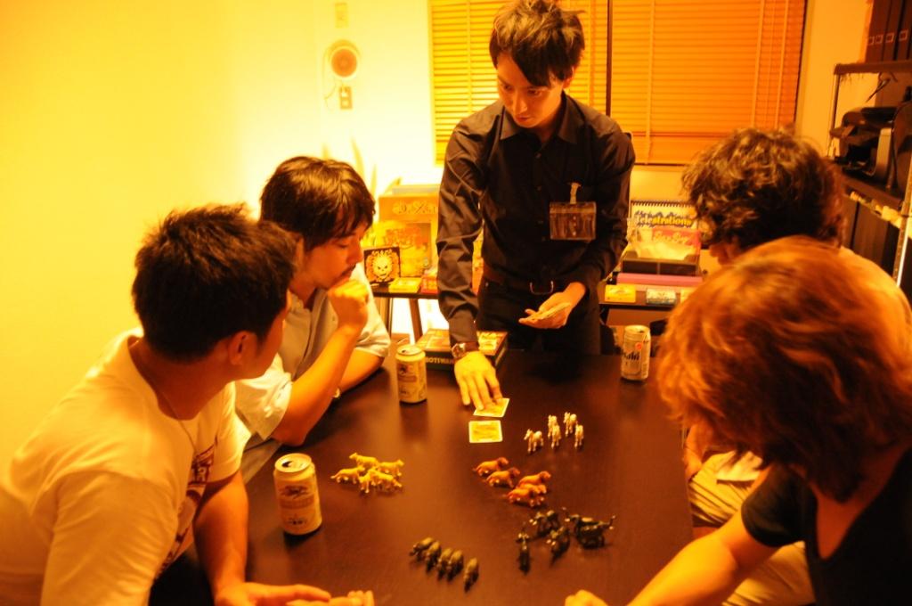 ドイツゲームスペース@Shibuya2011014‐1