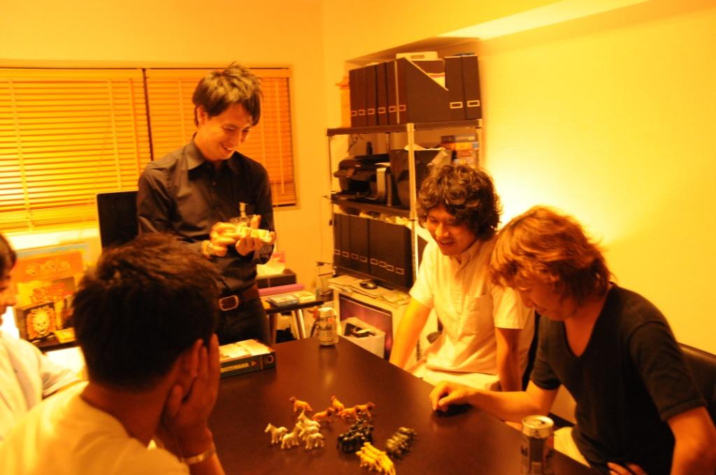 ドイツゲームスペース@Shibuya2011014‐3