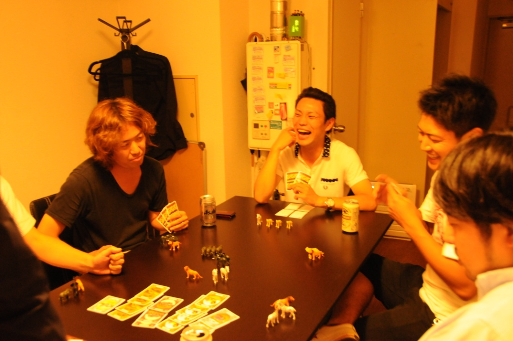 ドイツゲームスペース@Shibuya2011014‐2