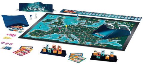 ドイツゲームミスターX3