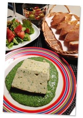 フランスサントル地方の料理