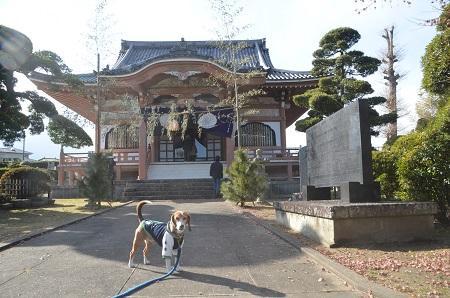 20150101浜の七福神 観明寺